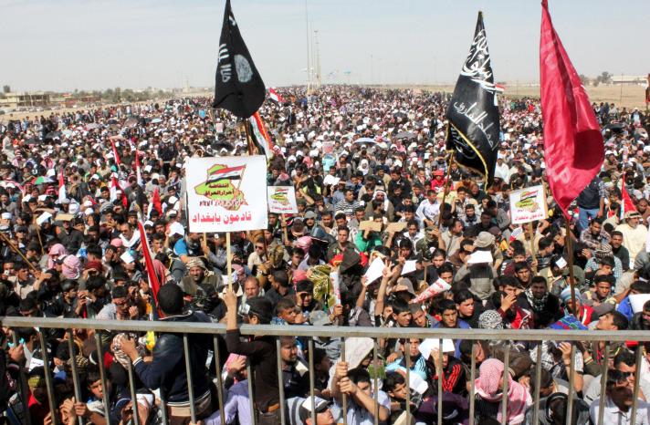 Irak'ta istifalar peş peşe geliyor