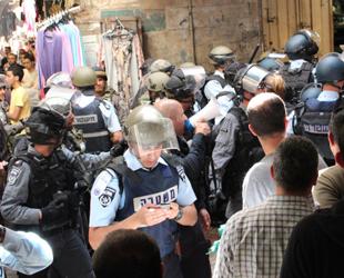 Yahudi yerleşimciler 21 Filistinliyi yaraladı