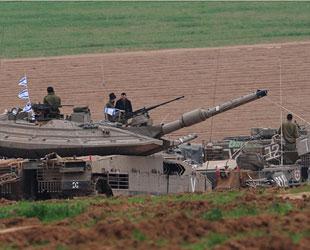 İsrail yine Gazze'ye girdi
