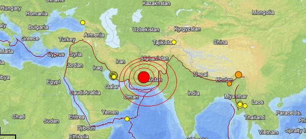 İran'daki deprem Pakistan'ı da vurdu: 67 ölü