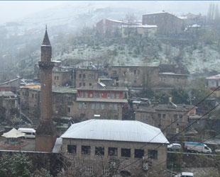 Bitlis eksi 20; Van Gölü dondu!
