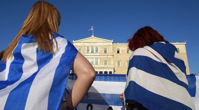 Yunanistan 'faşizme hayır' dedi