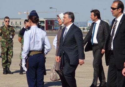 Cumhurbaşkanı Gül, Lizbon'da