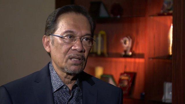 Malezya'da Enver İbrahim'in sağlık durumu kötüye gidiyor