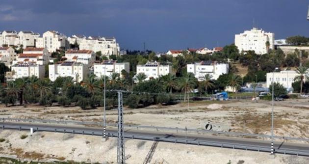 İsrail'den 'yerleşimleri' dondurma kararı