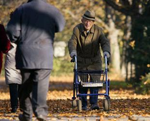 Yaşlılara özel evler faaliyete geçti