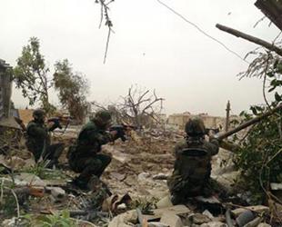 Humus'ta ÖSO - Hizbullah çatışması
