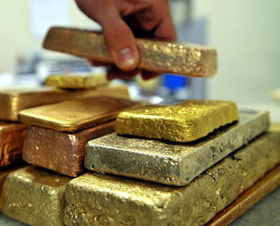 D. Türkistan'da dev altın madeni bulundu
