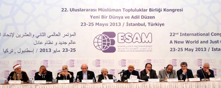 Müslüman liderlerden 'İslam düzeni' mesajı