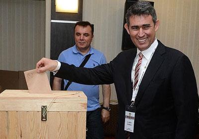 TBB Başkanı, Erdoğan ile de görüşecek
