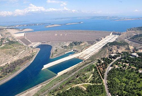Barajlardaki su seviyesi artıyor