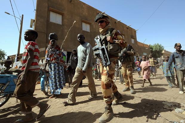 Hollanda askerleri de Mali'ye gidiyor