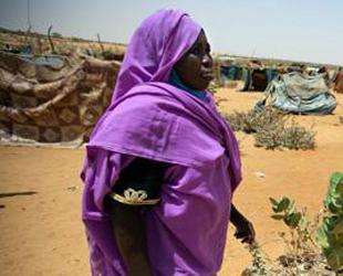G. Darfur'daki kamplara 68 bin yeni aile geldi
