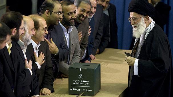 İran'da seçim hazırlıkları tamam: İşte adaylar....