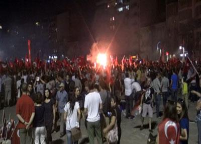 Ankara-Washington raporunda Gezi vurgusu