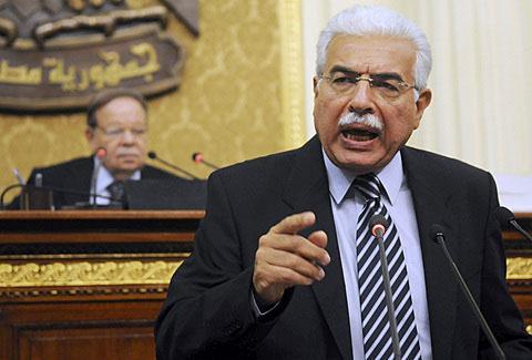 Mübarek dönemi başbakanı beraat etti