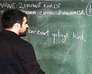 Kürtçe eğitime özel okul formülü