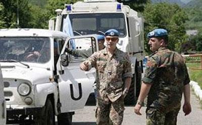 Fildişi Sahili'nde 9 BM barış gücü askeri kazada öldü