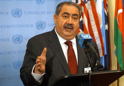 Talabani'nin yerine Zebari'nin adı geçiyor