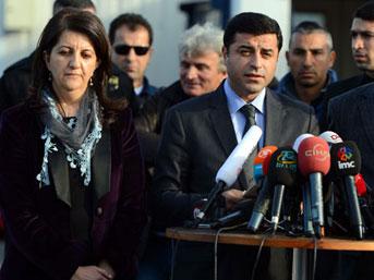 BDP'den çekilme açıklaması
