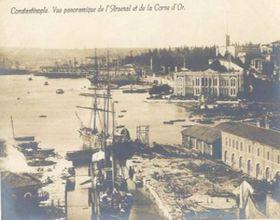 Osmanlıdan günümüze Tersane-i Amire (Haliç Tersanesi )