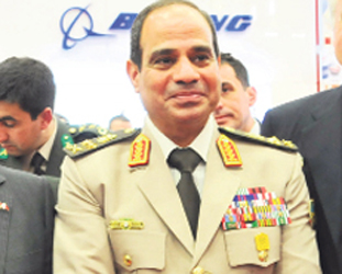 Sisi'nin gafı: Allah'ın razı olmadığının yanındayız!