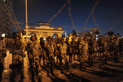Mısır'da cuntacı hükümeti şekilleniyor