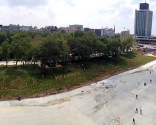 Eylem çağrıları gelince Gezi Parkı kapatıldı