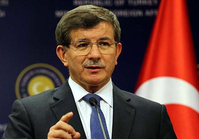 Davutoğlu: Sınırdaki her türlü tehdide cevap verilecek