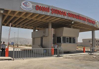 Şırnak Havaalanı'nın adı Resmi Gazete'de