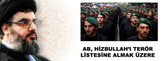 AB Hizbullah'ı terör listesine almak üzere