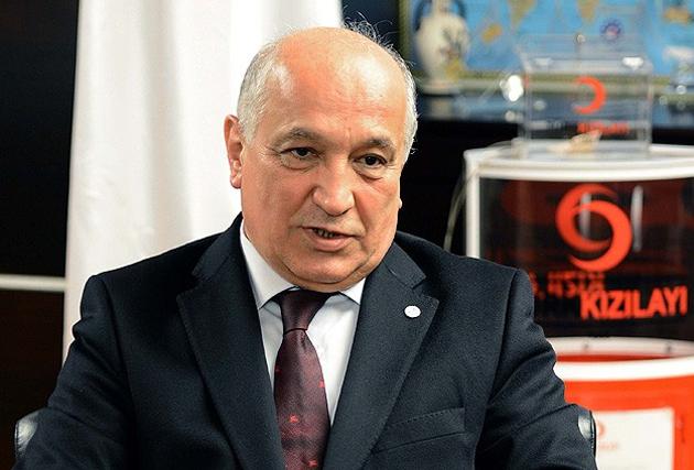 Kızılay Başkanı: Kanı helali haramı olmaz