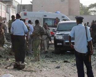 Somali'de Türk elçiliği lojmanlarına saldırı: 4 ölü