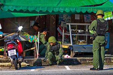 Patani'de silahlı saldırı: 4 ölü