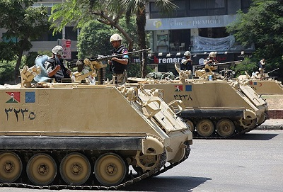 Bin 170 İhvan destekçisi tutuklandı