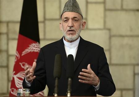Karzai: ABD 'sömürgeci güç' gibi davranıyor