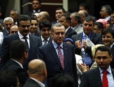 Tunceli'de AK Parti'den toplu istifalar