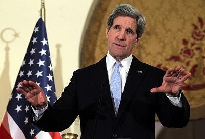 Kerry de yerleşimleri gayrimeşru ilan etti