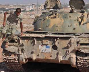 FP: Suudiler anti-tank füzelerini isyancılar için aldı