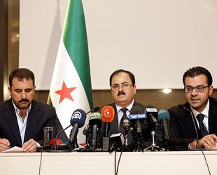 ÖSO: Komutan İdris Suriye'yi terketmedi