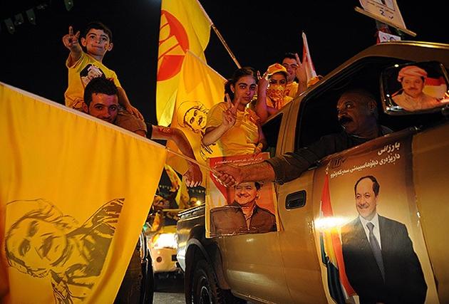 Talabani'nin partisi, K. Irak'ta yenilgiyi kabullendi