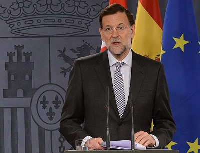 Katalonya'da referanduma rest