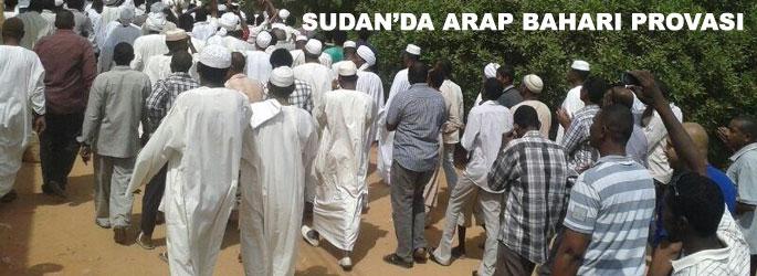 Sudan'da gösteriler bugün de sürüyor