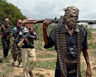 Somali'de Eş-şebab üssüne gece baskını