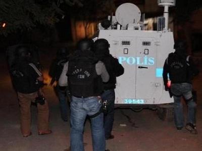 Gülsuyu'nda polis müdahalesi