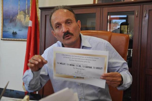 MHP'li başkandan Bahçeli'ye itiraz