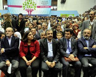 HDP Kongresi'nde Gezi ve ODTÜ'ye destek