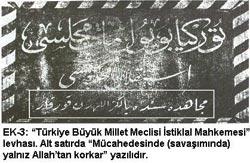 İstiklal Mahkemesinden asker kaçaklarına son uyarı