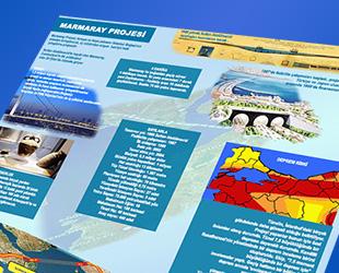 Sayılarla Marmaray Projesi - GRAFİK