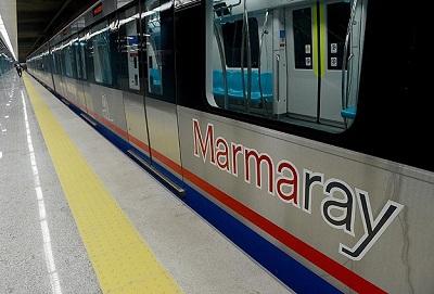 Marmaray dünya medyasında